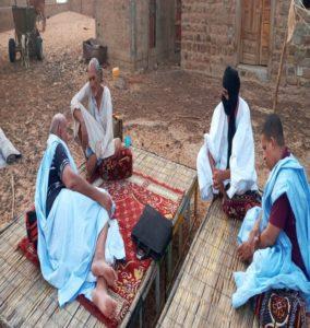 identificationdes sites et mise en place des comités locaux MGF